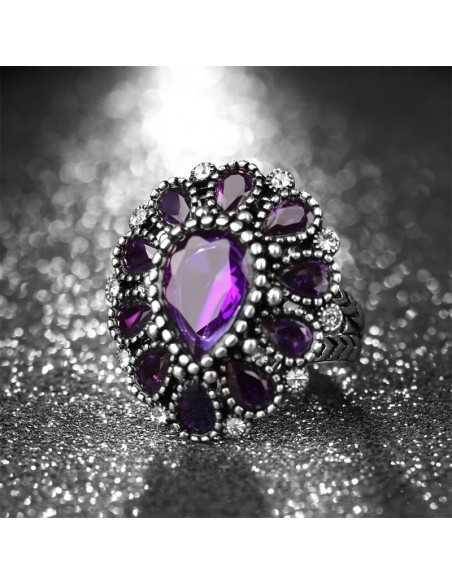 Inel Highborn Violet Inele 77,35lei