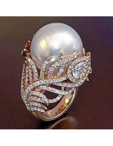 Inel Baroque Perl Inele 84,00lei
