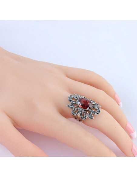 Inel Unique Rosu Inele 83,00lei