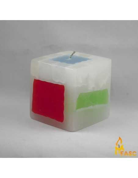 Lumanare Adori Cubix Mic Lumanari Decorative 14,00lei