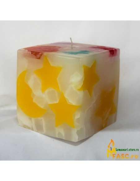 Lumanare Adori Cub din Noapte Lumanari Decorative 55,00lei
