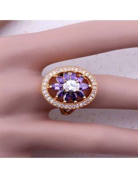 Inel Galactic Violet Inele 89,00lei