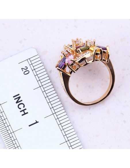 Inel Gracious Multicolor Inele 84,00lei