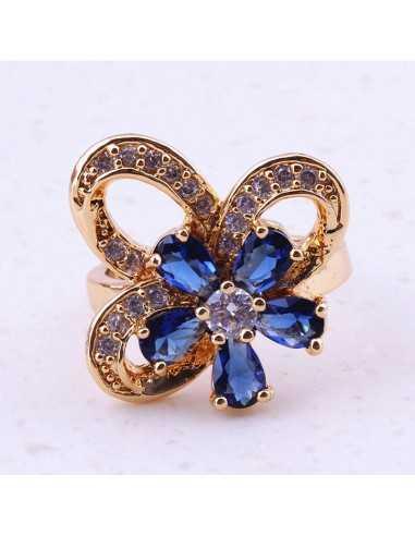Inel Luxurious Albastru Inele 83,00lei