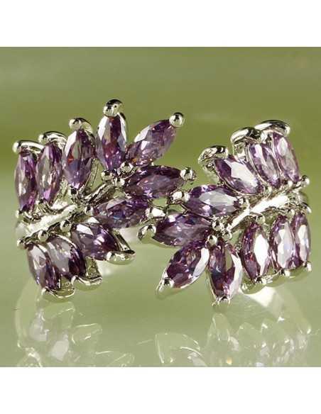 Inel Argintat Laurus Violet Inele 65,00lei