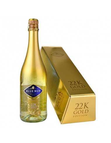 Spumant Blue Nun Gold Gift Box Lingou 750ml Bauturi 97,00lei