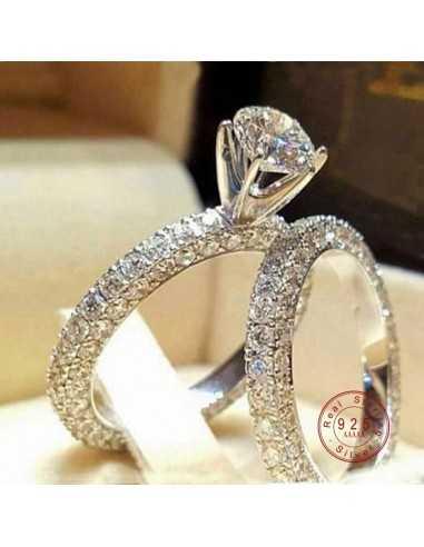 Inel Argintat Diamantimo Inele 67,00lei