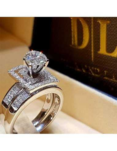Inel Argintat Bridal Acasa 68,00lei
