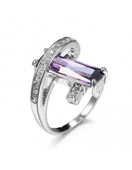 Inel Argintat Virtuti Violet Acasa 69,02lei