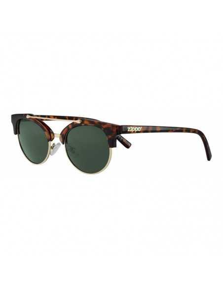Ochelari de Soare Zippo Green Mirror Brow Bar Ochelari de soare 91,00lei