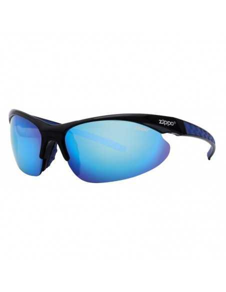 Ochelari de Soare Zippo Blue Semi-Rimless Wrap Sports Ochelari de soare 114,00lei