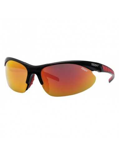 Ochelari de Soare Zippo Orange Semi-Rimless Wrap Sports Ochelari de soare 114,00lei