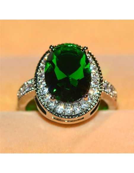 Inel Promise Verde Inele 82,00lei
